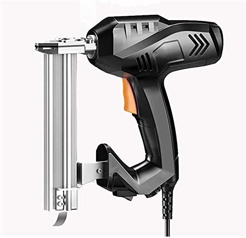 FCPLLTR Pistola de Grapas, Pistola eléctrica básica de mejoras para el hogar...