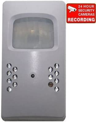 VideoSecu Pinhole Arlington Mall Lens Branded goods Hidden PIR Security DVR Camera 3.7 Covert