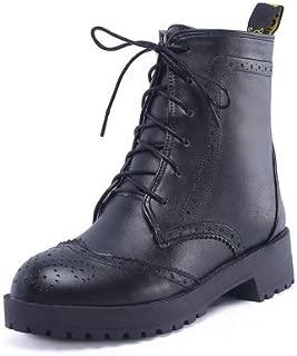 BalaMasa Womens ABS14063 Pu Boots
