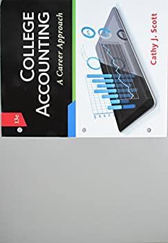 Product Bundle Bundle: College Accounting: A Career Approach (with QuickBooks Online), Loose-leaf Version, 13th + CengageNOWV2, 1 term Printed Access Card Book