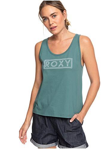 Roxy Closing Party-Top Smanicato da Donna, North Atlantic, M