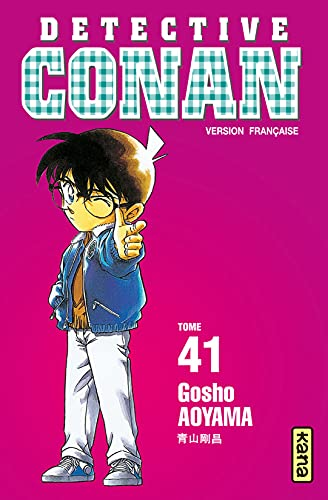 Détective Conan - Tome 41