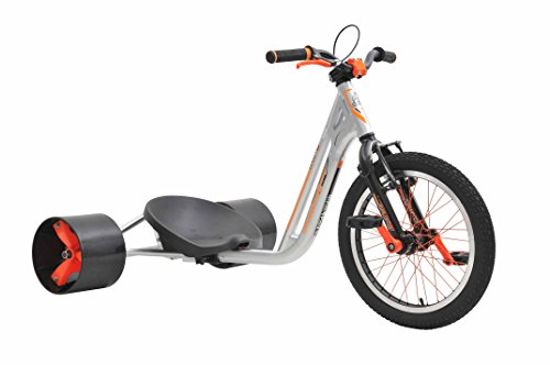 Triad Countermeasure 2 Drift Trike Silber / Orange