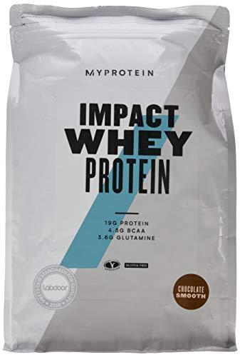 Myprotein Impact Whey Protein Chocolate Smooth 2500g