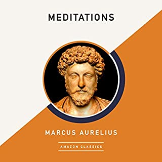 Meditations (AmazonClassics Edition) audiobook cover art