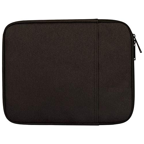 Shockproof Tablet Liner Sleeve Pouch Bag Cover, For iPad Mini 1/2 / 3/4 ND00 8 inch (Black) durable (Color : Black)