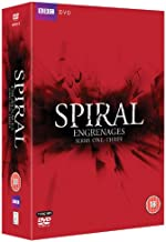 spiral dvd box set