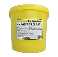 Magnesium Flakes (4kg) aus dem Toten Meer - Magnesiumkristalle aus Magnesiumchlorid - 100% Naturprodukt