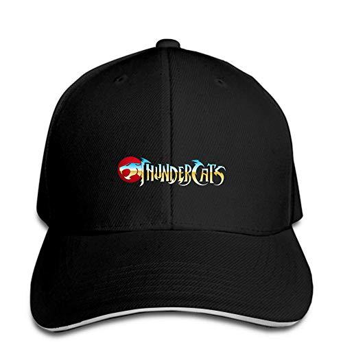 BOIPEEI Thundercats Gorra de béisbol TV Series Logo Gorra de béisbol Camping