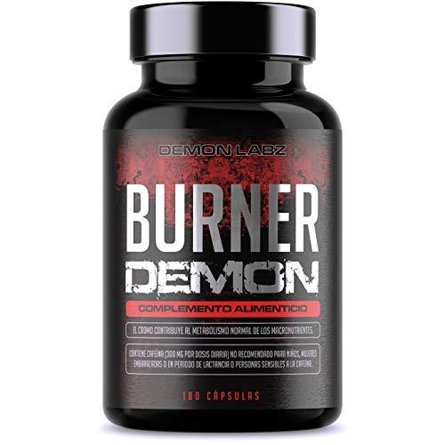 Burner Demon – Suplemento Quemagrasas de...