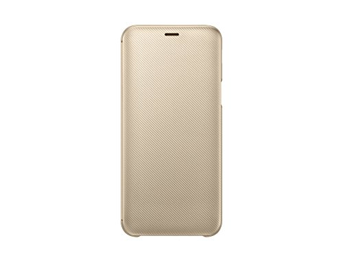 Samsung EF-WJ600 Wallet Cover für Galaxy J6 Gold