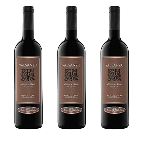 Vallsanzo Vino Tinto Selección De La Familia - 3 botellas x 750ml - total: 2250 ml