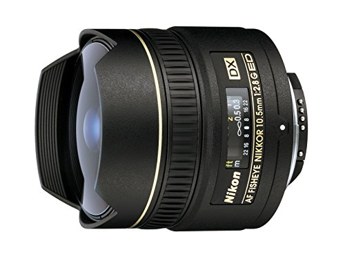 L1)NIKON 10.5MM F2.8G FISHEYE (2148)
