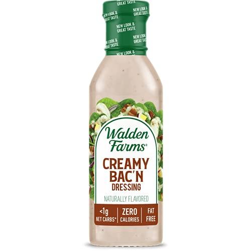 Calorie Free Dressing - Creamy Bacon 12 fl Ounce Bottle(S)