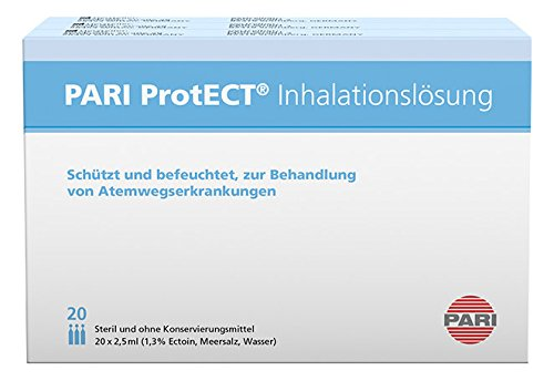 Pari ProtECT Inhalationslösung 077G6003, 60 x 2,5ml
