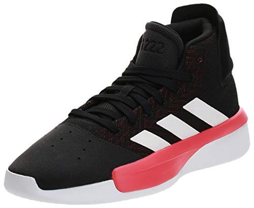 adidas Originals Pro Adversary 2019 Basketballschuh Herren schwarz/rot, 10.5 UK - 45 1/3 EU - 11 US