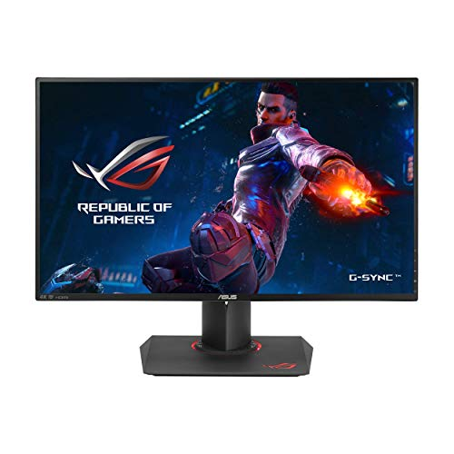 Our #1 Pick Asus ROG Swift 27-inch PG27AQ - Editor's Choice