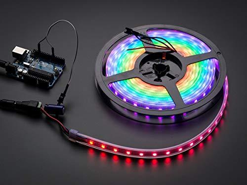 Adafruit NeoPixel Digital RGB LED Strip - Black 60 LED [ADA1461]