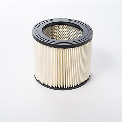 2512744 Filtro cartucho para aspiradora Ghibli AS59, AS590, AS60, AS600, AS30, AS40
