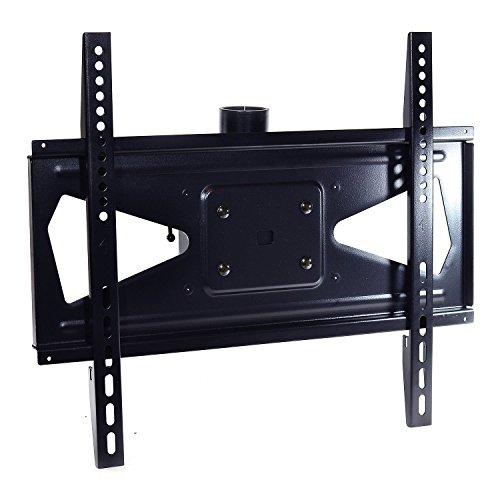 "InstallerParts 32""-55"" Flat TV – 1.5"" NPT Pipe Ceiling Mount – VESA 400x400 – LED LCD Plasma Flat Screen TV"