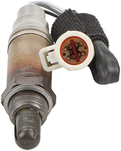 Bosch 15716 Sensor de Oxigeno para Automoviles, Color Negro, Estandar, Paquete de 1