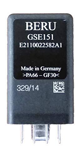 BERU GSE151 Zünd und Glühanlagen