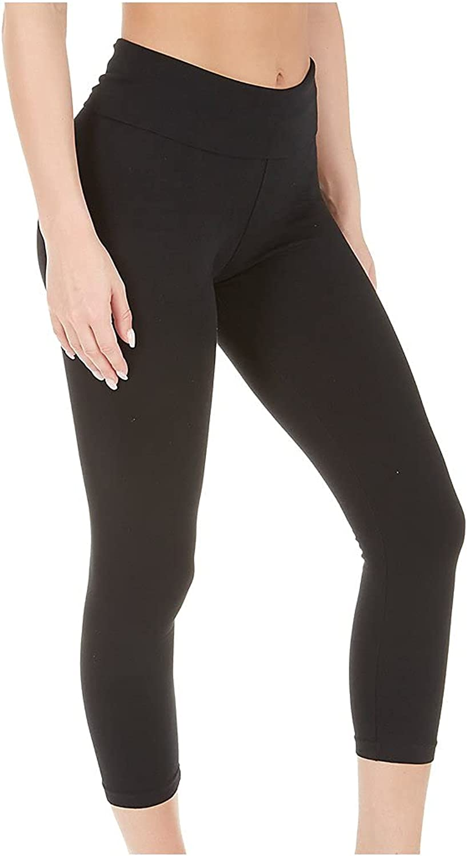 Limited Special Price Hard Sacramento Mall Tail Women's Rolldown Style Capri Legging 588