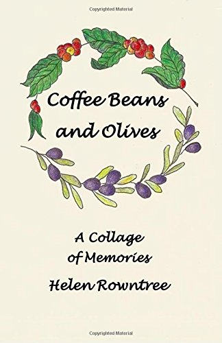 Coffee Beans and Olives: A Collage of Memories