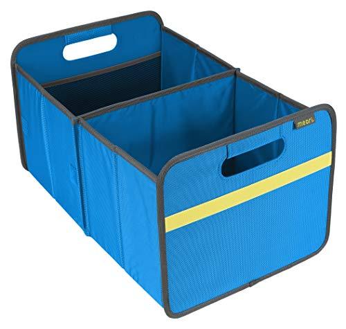 meori Foldable Premium Box Blue/Adventure Gear Camping Yachting Poolside Tennis 19.7x12.6x10.8inches Aufbewahrungsbox, Polyester, blau, 1-Pack