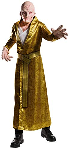 Star Wars The Last Jedi Deluxe Supreme Leader Snoke Fancy dress costume Standard