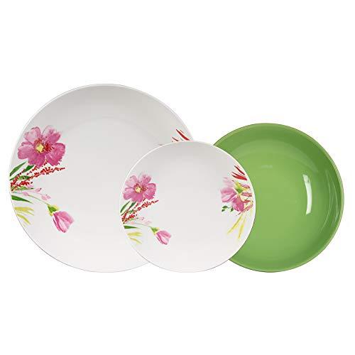 Homemania Assiettes NA Multicolore