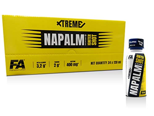 FA Xtreme Napalm IGNITER Shot - 24 x 120 ml Box - Geschmack: Forest Fruits (Waldfrüchte)