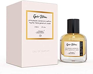 Amazing Creation Epic Man EDP Perfume For Men, 50 ml