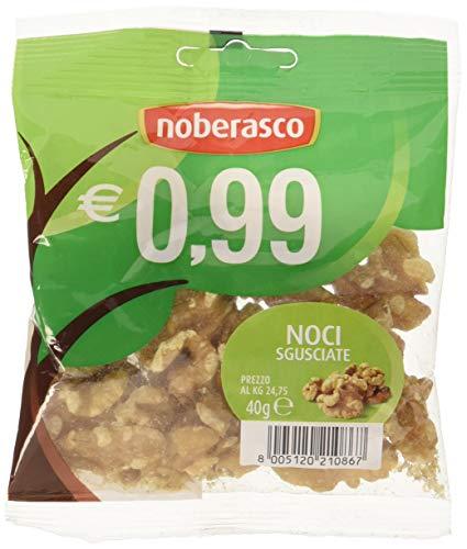 Noci Sgusciate Noberasco - Linea 0,99 - Fai scorta con il cartoncino da 12 confezioni da 40g