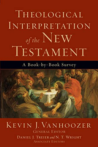 Image of Theological Interpretation of the New Testament: A Book-by-Book Survey