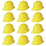 Novelty Place Caschetti da Lavoro per Feste - Cappelli da Travestimento per Bambini E Adulti (Confezione da 12)