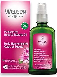 Body Oil - Wild Rose, 3.4 oz