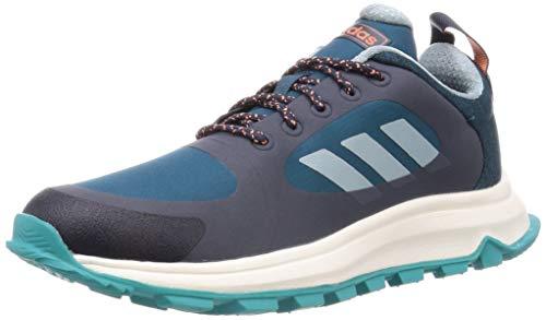 adidas Response Trail X W Trace Blue Ash Grey Tech Mineral 39