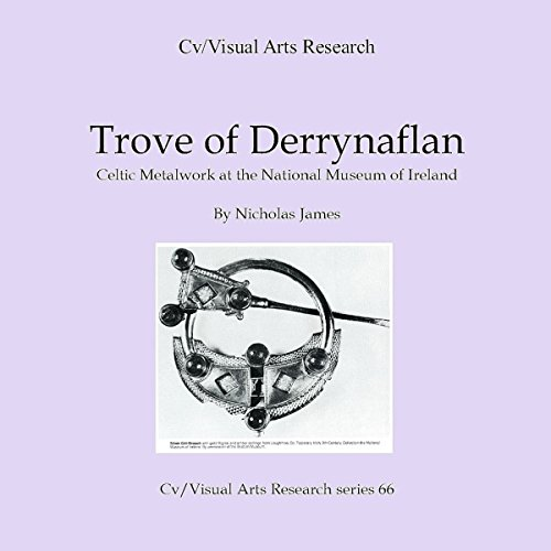Trove of Derrynaflan: Celtic Metalwork at the National Museum of Ireland cover art