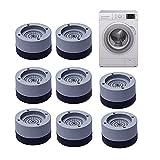 8 piezas Almohadillas para pies de lavadora Antideslizante, Todos...