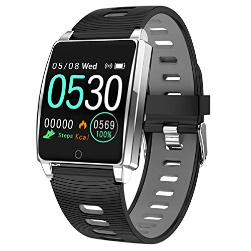 Health Smart Watch Heart Rate Calorie Monitor Multi-Function Sports Fitness Tracker Blood Pressure Monitor Call Reminder Bluetooth Watch