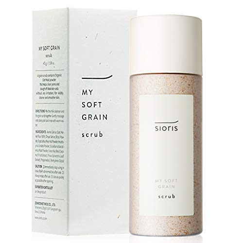 Sioris My Soft Grain Scrub
