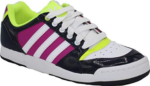 adidas Midiru Court Low 2.0 w, Schwarz - Legink Runwht Vivpink - Größe: 36 EU