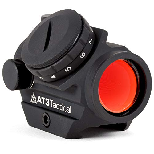 AT3 Tactical RD-50 Micro Reflex Red Dot...