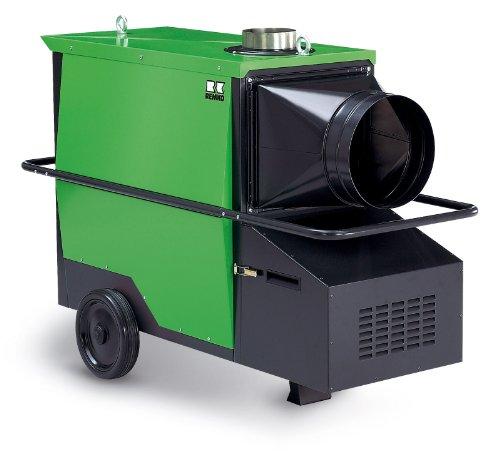 Remko CLK 30 indirekter Ölheizer Bauheizer Ölheizautomat 29 kW