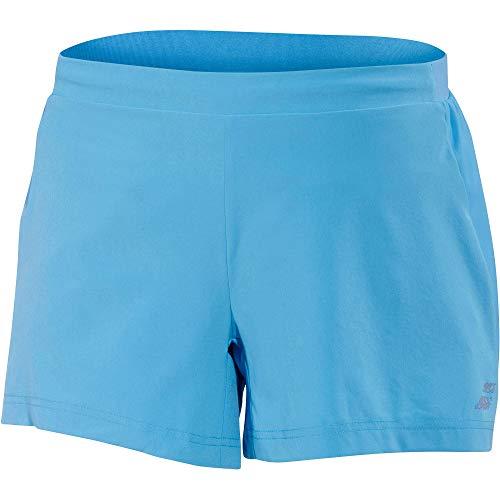 Babolat Perf Short Women Pantalón Corto, Mujer, Horizon Blue, XO