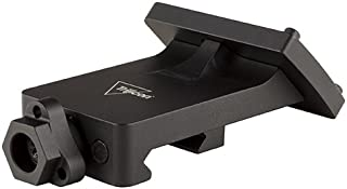 Trijicon AC32078 RMR Pistol Mount, 45 Degree Offset Quick Release. Black