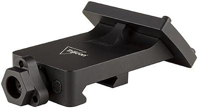 Trijicon AC32078 RMR Pistol Mount, 45 Degree Offset Quick Release. Black