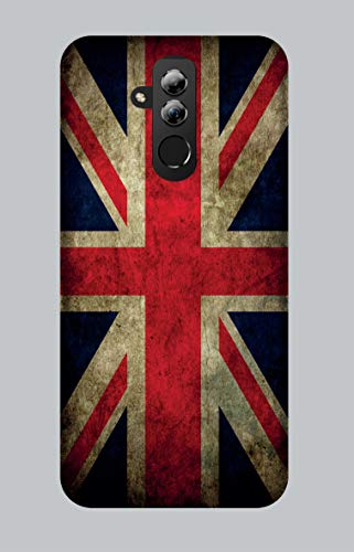 Funda blanda de TPU Huawei Mate 20 Lite 036 Regno liso
