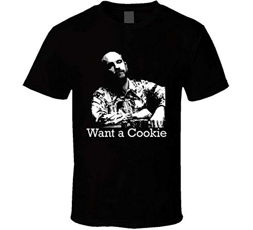 Teddy KGB Rounders Poker Movie T Shirt Black